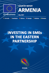 EU4Business ARMENIA Country Report 2017