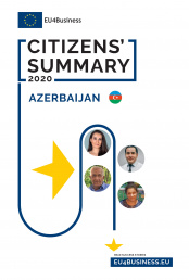 Citizens' Summary 2020: Azerbaijan