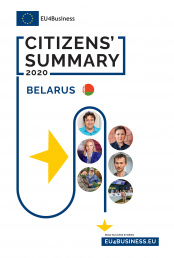 Citizens' Summary 2020: Belarus