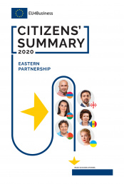 Citizens' Summary 2020: Eastern Partnership