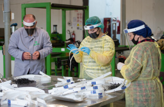 EU and UNDP help provide PPE to pandemic front-line medics in Georgia
